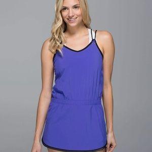 Lululemon Sweaty or Not Runsie Purple Size 4